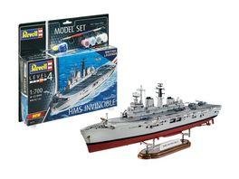 Revell 65172 Model Set HMS Invincible Falkland War