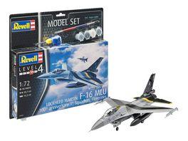 Revell 63905 Model Set F 16 MLU 100th Anniversary