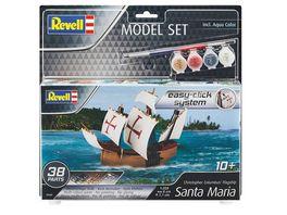 Revell 65660 Model Set Santa Maria