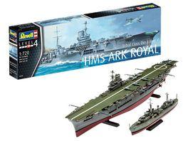 Revell 05149 HMS Ark Royal Tribal Class Des