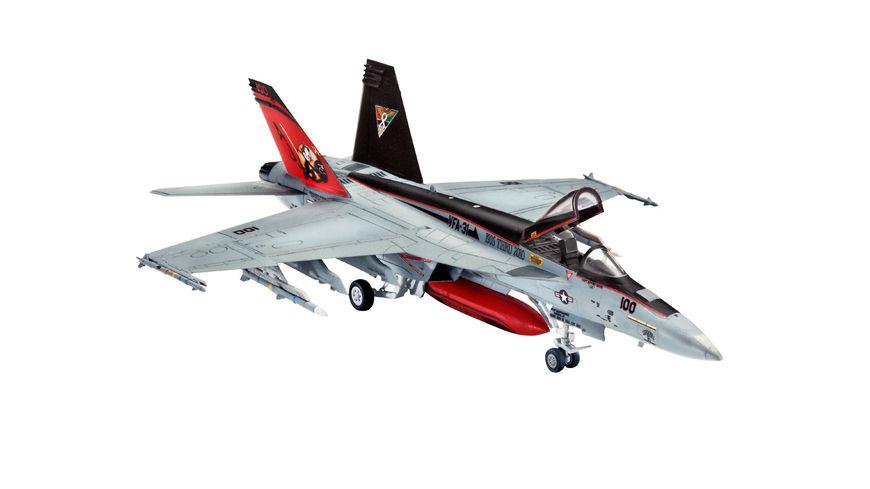 Revell 63997 Model Set F/A-18E Super Hornet