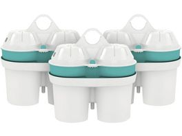 BWT Zink Magnesium Mineralized Water Filterkartuschen 3er Pack