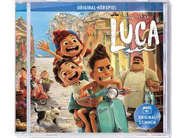 Disney LUCA Hoerspiel zum Kinofilm