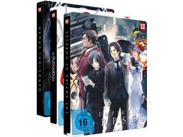 Project Itoh Gesamtausgabe Steelbook Bundle Vol 1 3 3 DVDs 3 BRs