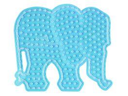 Hama Buegelperlen maxi3 Maxi Stiftplatte Elefant