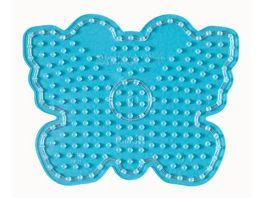 Hama Buegelperlen maxi3 Maxi Stiftplatte Schmetterling