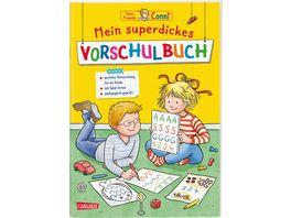 Conni Gelbe Reihe Mein superdickes Vorschulbuch