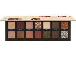 Catrice Pro Natural Spirit Slim Eyeshadow Palette 010 Neutral Elements