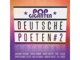 Pop Giganten Deutsche Poeten 2