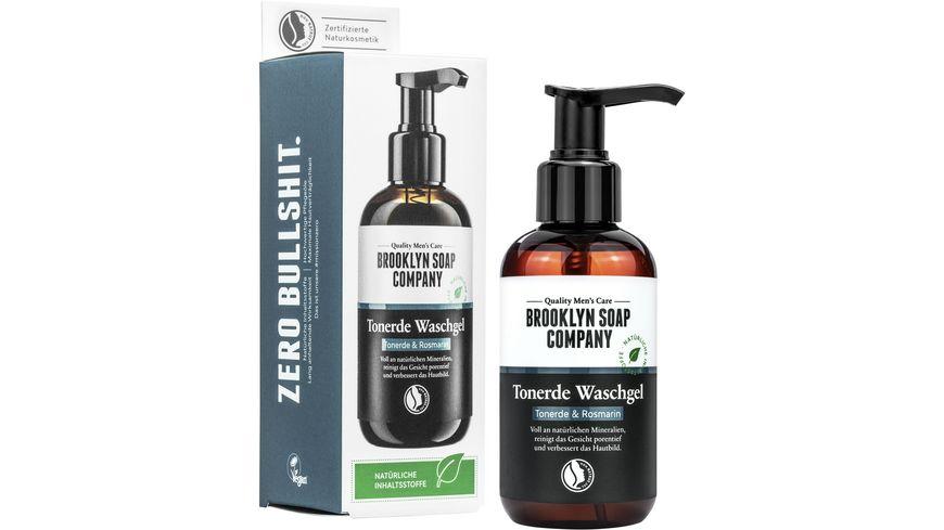BROOKLYN SOAP COMPANY Tonerde Waschgel