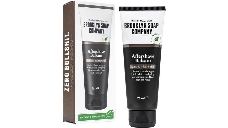 BROOKLYN SOAP COMPANY Aftershave Balsam