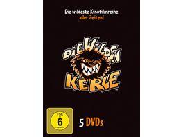 Die wilden Kerle 1 5 Sammelbox 5 DVDs