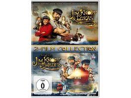 Jim Knopf Lukas der Lokomotivfuehrer Jim Knopf und die Wilde 13 2 DVDs