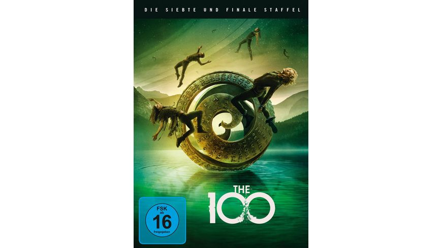 The 100: Staffel 7  [4 DVDs]