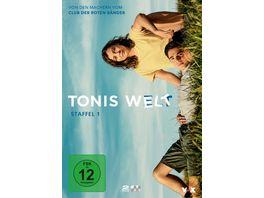 Tonis Welt Staffel 1 2 DVDs