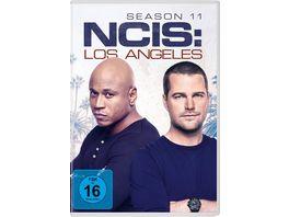 Navy CIS Los Angeles Season 11 6 DVDs