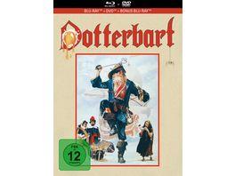 Dotterbart Monty Python auf hoher See 3 Disc Limited Collector s Edition im Mediabook DVD Bonus Blu ray