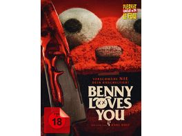 Benny Loves You Mediabook Limited Edition uncut DVD