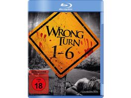 Wrong Turn 1 6 6 BRs
