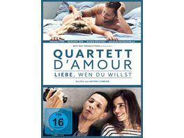 Quartett D amour Liebe Wen Du Willst