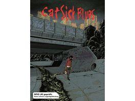 Cat Sick Blues Uncut 2 Disc Limited Collector s Edition Mediabook Blu ray Bonus BD