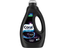 Coral Fluessigwaschmittel Black Velvet 20 WL