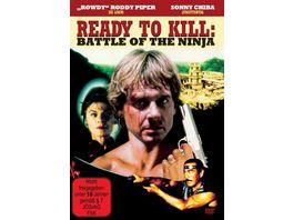 Ready to Kill Battle of the Ninja