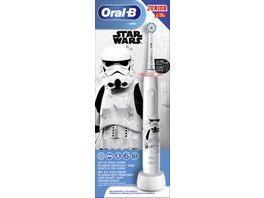 Oral B Elektrische Zahnbuerste Junior Star Wars