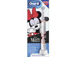 Oral B Elektrische Zahnbuerste Junior Minnie Mouse
