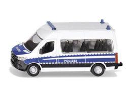 SIKU 2305 Super Mercedes Benz Sprinter Bundespolizei 1 50
