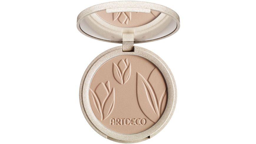 ARTDECO Natural Finish Compact Foundation
