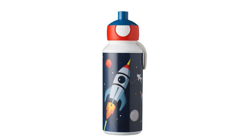 MEPAL Trinkflasche Pop-up Campus Space 0,4l