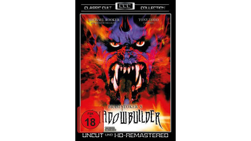 Bram Stoker's Shadowbuilder - Classic Cult Collection - Uncut  (HD Remastered)