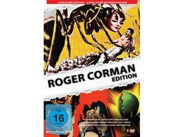 Roger Corman Edition 6 Spielfilme auf 5 DVDs