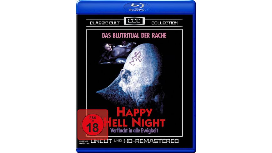Happy Hell Night - Classic Cult Collection - Uncut  (HD Remastered)