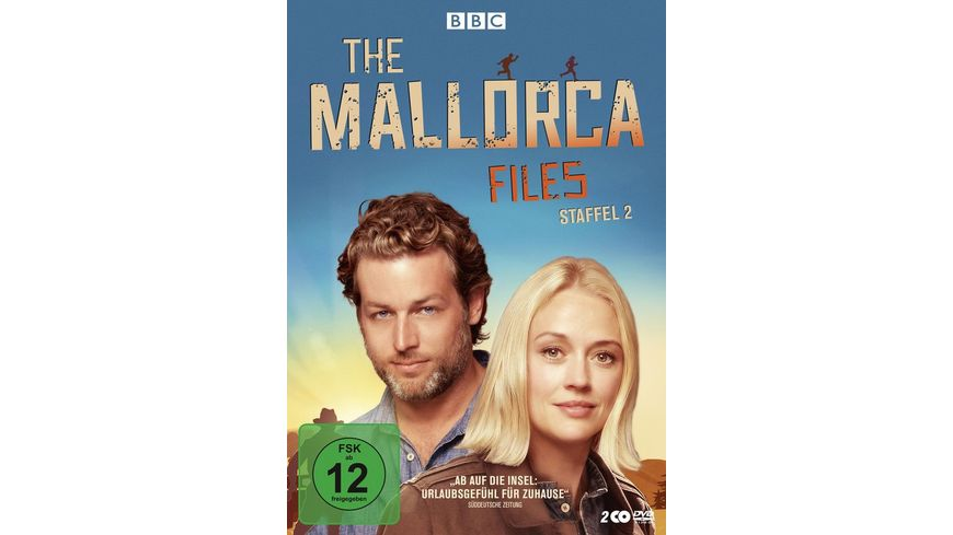 The Mallorca Files - Staffel 2 - Die Erstauflage inkl. MALLORCA MOVIE MAP  [2 DVDs]