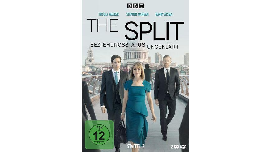 The Split - Beziehungsstatus ungeklärt - Staffel 2  [2 DVDs]