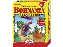 Amigo Spiele Bohnanza Das Duell 1658