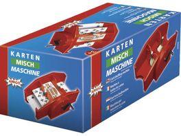 Amigo Spiele Kartenmischmaschine Rot 5000