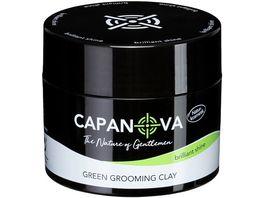 CAPANOVA Green Grooming Clay Haarwachs