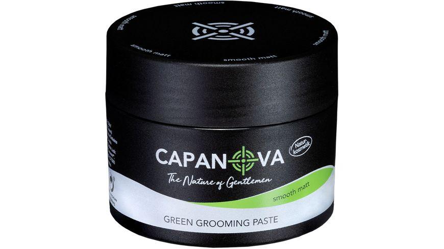 CAPANOVA Green Grooming Paste – Haarpaste