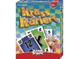 Amigo Spiele Krass Kariert 1806