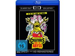 Creatures from the Abyss Classic Cult Collection Uncut HD Remastered