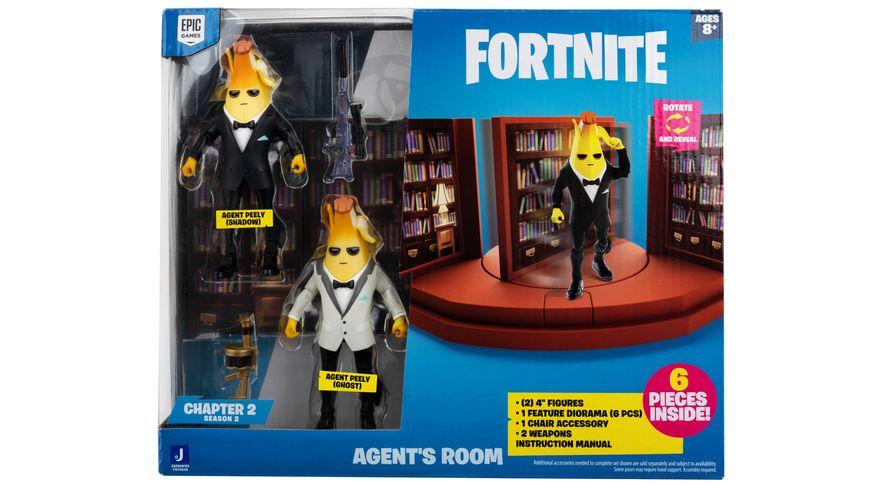 FORTNITE - Agenten Zimmer - Agent Peely