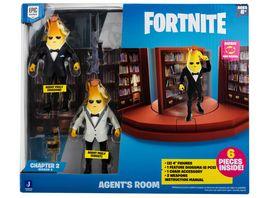 FORTNITE Agenten Zimmer Agent Peely