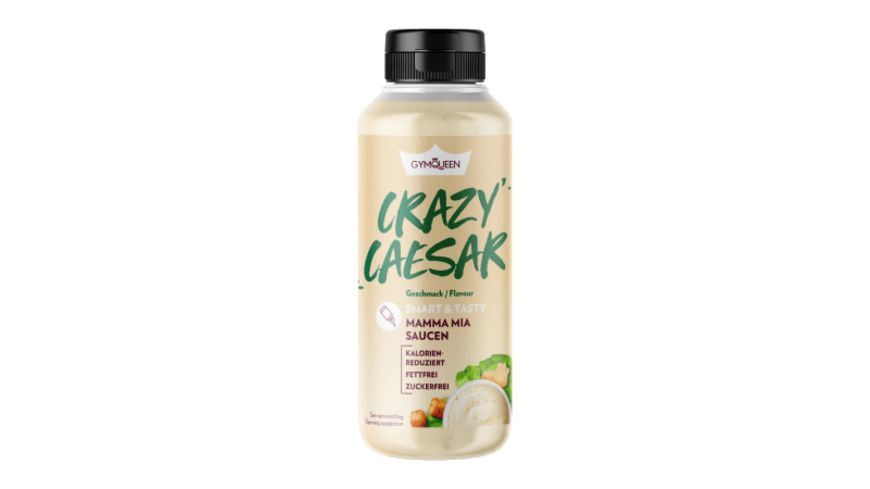 GYMQUEEN Mamma Mia Zero Sauce Crazy Caesar