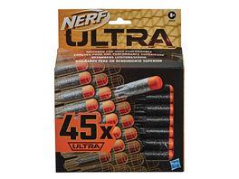 Hasbro Nerf Ultra 45 Dart Nachfuellpack