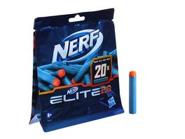 Hasbro Nerf Elite 2 0 20er Dart Nachfuellpackung