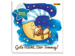 Die Schlafmuetzen Gute Nacht Baer Tommsy Pappbilderbuch mit Klappe