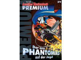 Lustiges Taschenbuch Premium 29 Der neue Phantomias auf der Jagd